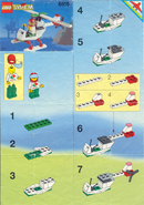 6515 Building Instructions 1
