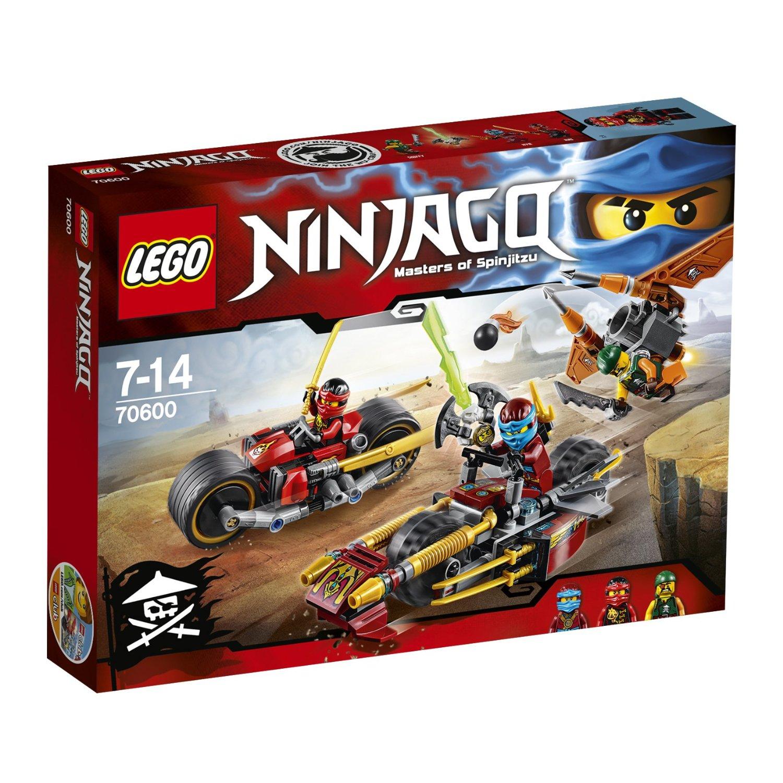 инструкция к набору lego ninjago 9558 training set
