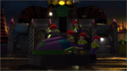 Joker Henchmen, dodgem