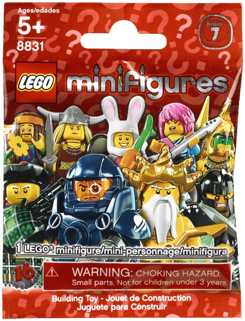 Lego Series 7 | Images Guru