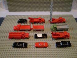 HO Vehicles