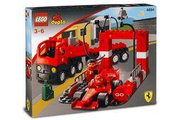 4694 Ferrari F1 Racing Team