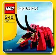 7604 Triceratops