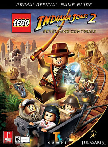 File:LEGO Indiana Jones 2 The Adventure Continues Prima Guide.jpg