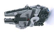 7778 MIDI Millennium Falcon 6