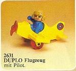2631-Stunt Pilot and Plane