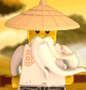 Sensei Wu stage 1