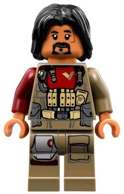 LEGO SW Figures - Baze Malbus