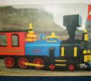 396 Thatcher Perkins Locomotive