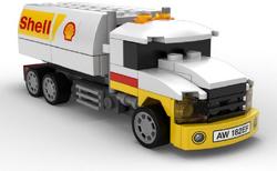 Shell tanker