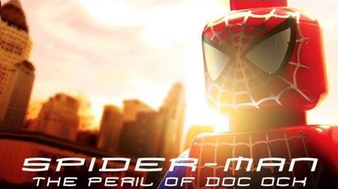 Spider-Man The Peril of Doc Ock Alt Ending
