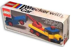 710-Wrecker with Car