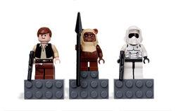 852845 Star Wars Magnet Set
