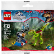 LEGO Jurassic World The Videogame Pre-Order