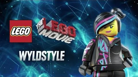Character Spotlight Wyldstyle LEGO Dimensions