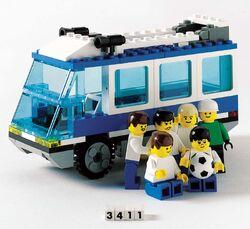 3411 Team Transport