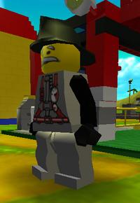 Fireman Gavin LR2