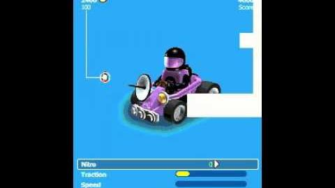 LEGO Racers (2007 Mobile Game)