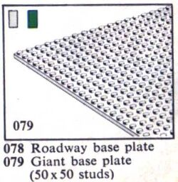 079- Giant Base Plate - grey