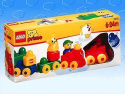 2013-Choo-choo Train