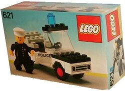 621-Police Car