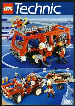 8280 Fire Engine
