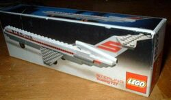 1552-Sterling Boeing 727 Box