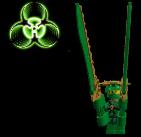 File:Green Ninja - LUModder.png