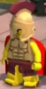 Roman Undercover