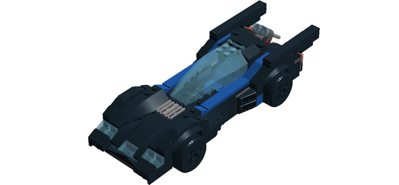 CustomBatman Batmobile Assault Brickipedia Fandom