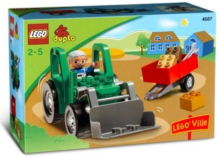 File:DUPLO Tractor.png