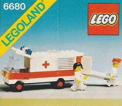 6680 Ambulance