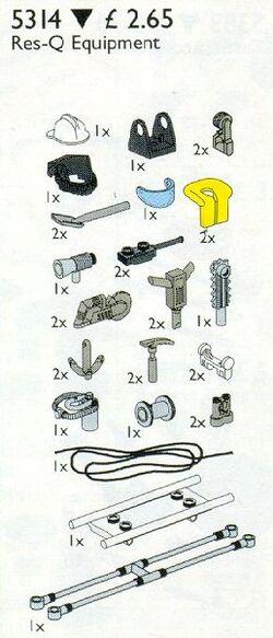 5314 RES-Q Tools