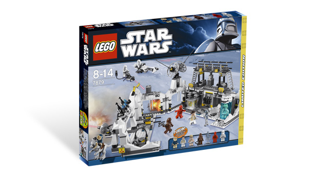 7879 hoth echo base brickipedia fandom powered by wikia - Lego star wars base droide ...
