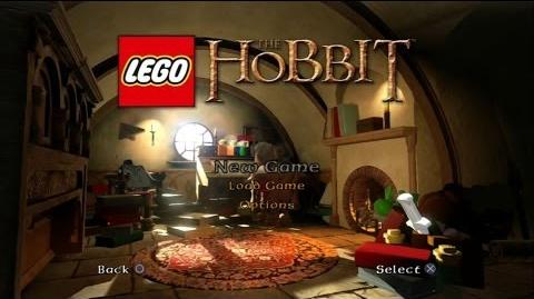 LEGO The Hobbit First 10 Minutes Gameplay