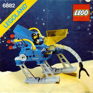 6882 Walking Astro Grappler