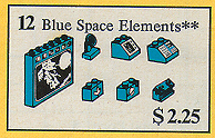 12 Blue Space Elements