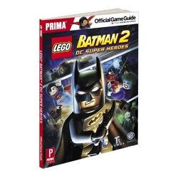 Lego Batman 2 Prima Guide