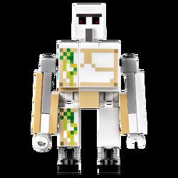 Minecraft minifig - Minecraft golem de fer ...