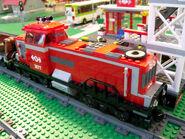 Lego train 6