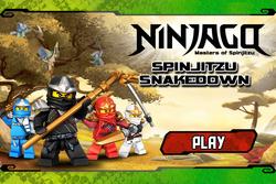 Spinjitzu-Snakedown