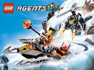 Agents wallpaper2