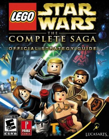 File:LEGO Star Wars The Complete Saga Prima Guide.jpg