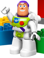 Duplo Buzz with no wings