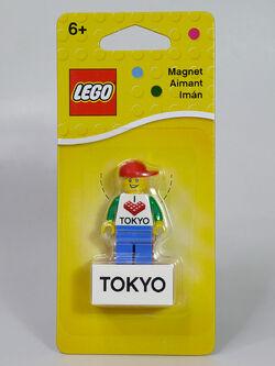 Tokyo Exclusive Magnet