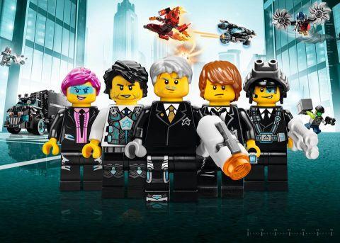 Lego Ultra Agents Jack Fury Lego-ultra-agents