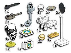 5313-Space Port Accessories