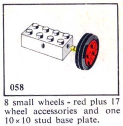 058-8 Small Wheels