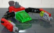 Brickmaster Atlantis Tauchroboter
