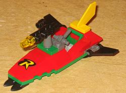 Robin's Jet